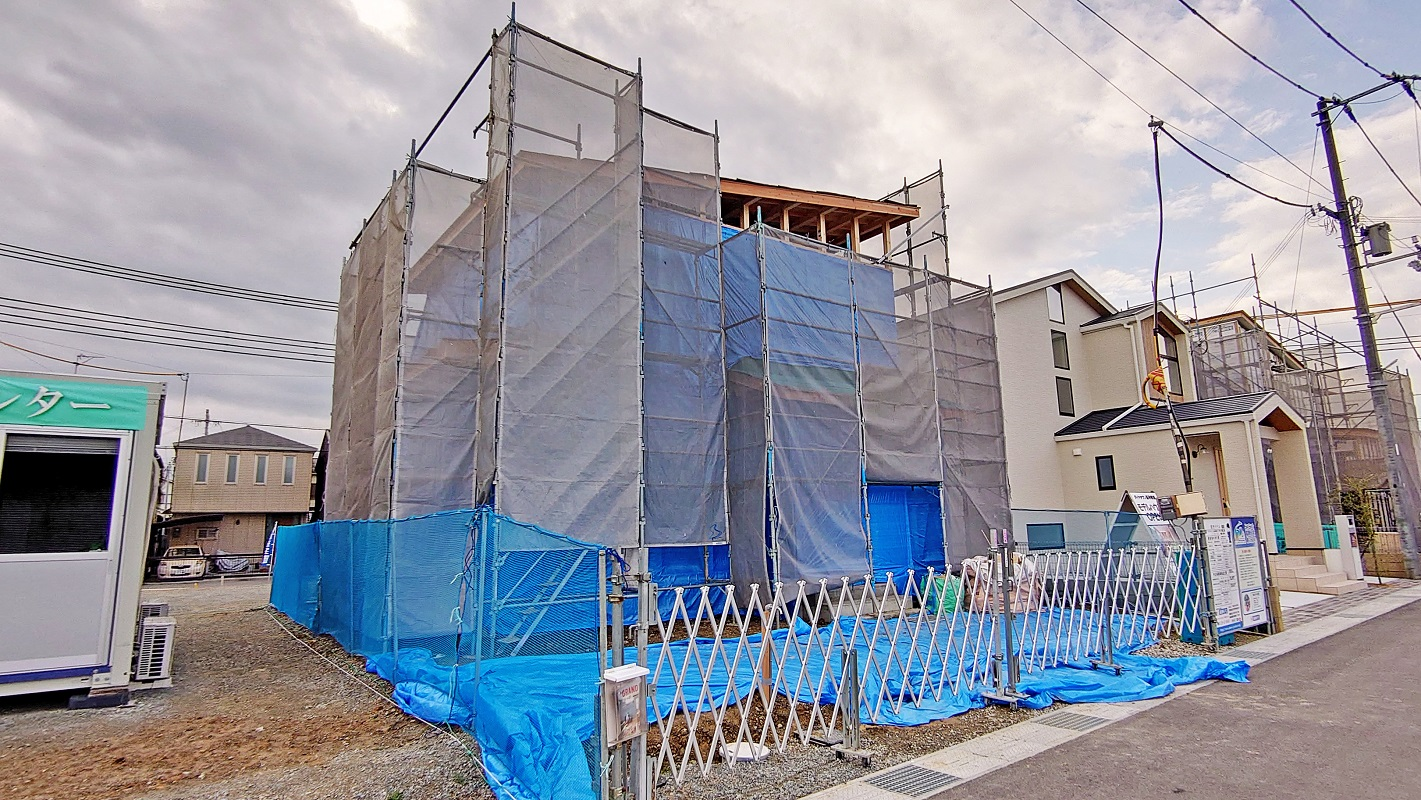 ダイヤタウン高砂駅前3-16モデルハウス